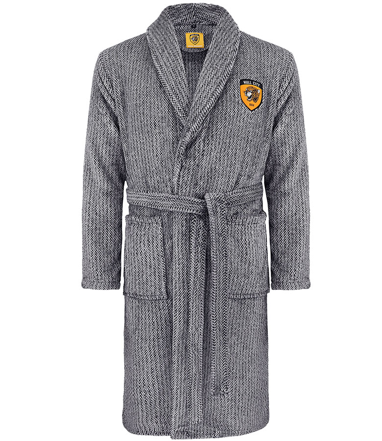 Adult Mercury Fleece Robe