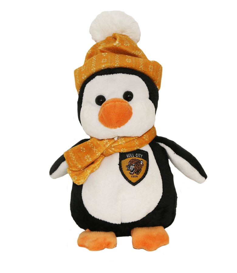 Plush Chilly Penguin