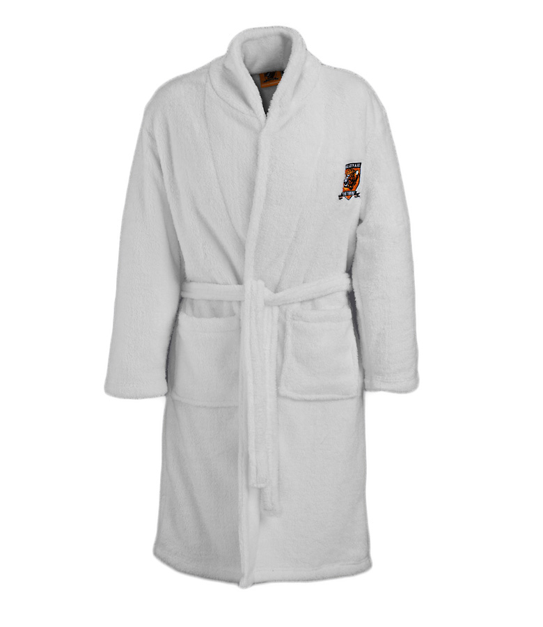 Ladies Fleece Robe
