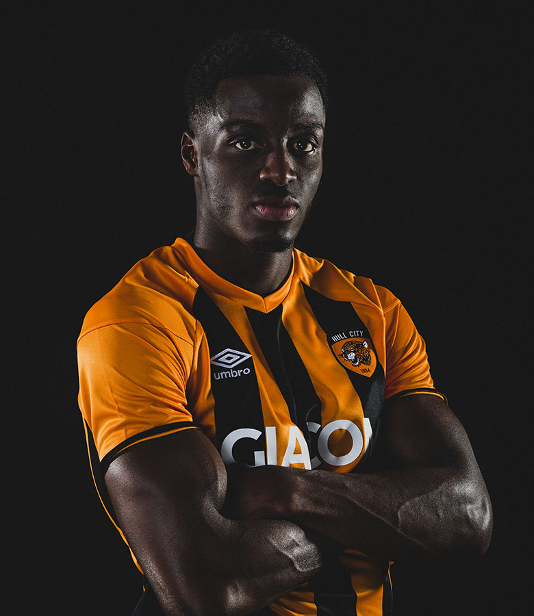Josh Emmanuel Match Worn Shirt 2020/21