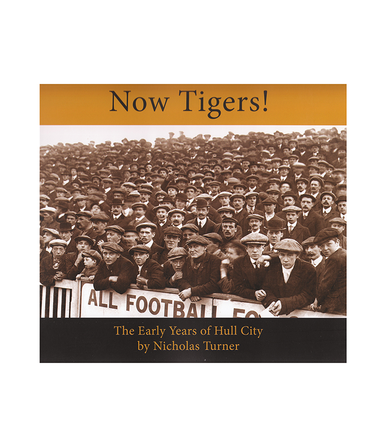 Now Tigers! By Nicholas Turner