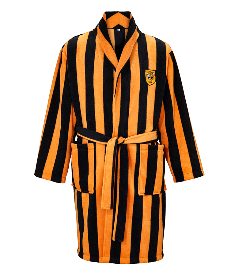 Adult Striped Robe