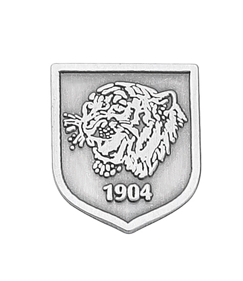 Pewter Crest Badge