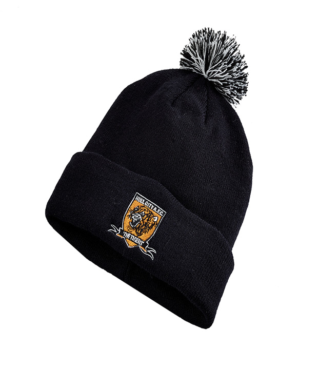 Flecked Bobble Hat